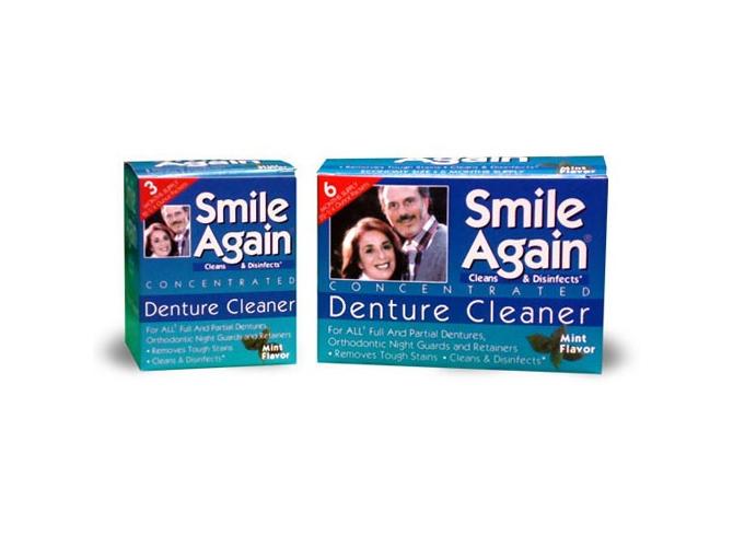Smile Again Koncentrat do czyszczenia protez