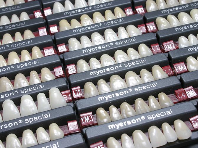 Zęby Myerson Special